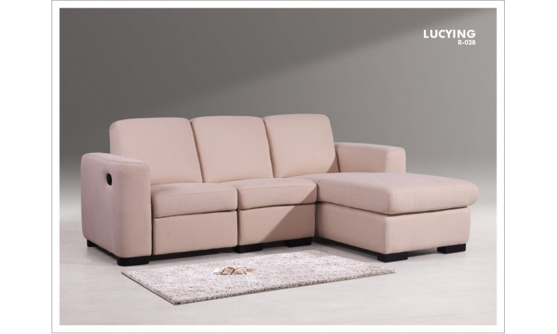 COOGEE CHAISE LOUNGE IN FULL GENUINE THICK LEATHER