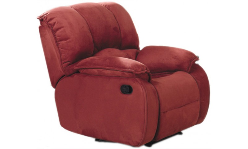 FITZROY RECLINER CHAIR IN FABRIC