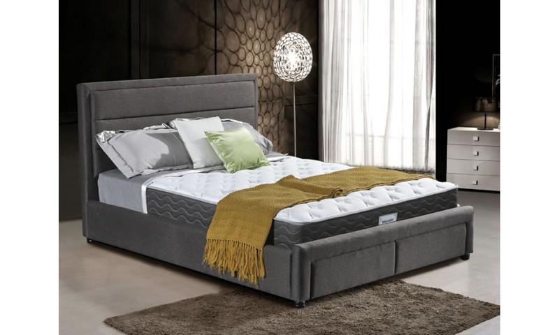 MADRID KING SIZE BED FRAME K-101
